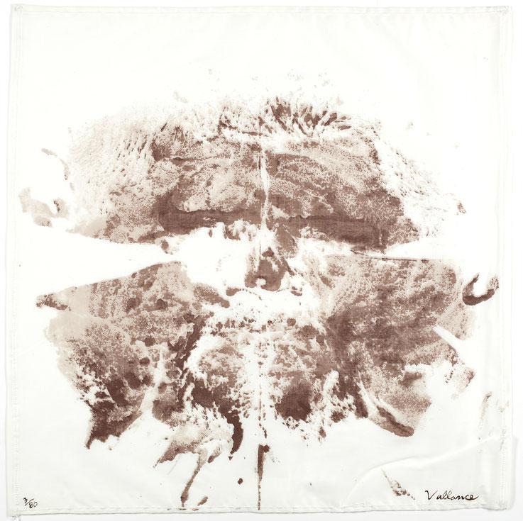 Edition Jeffrey Vallance (Artists Selfportrait / Veronica)