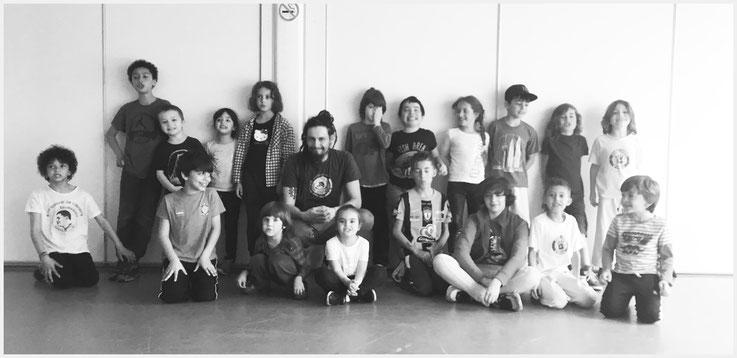 Stage capoeira enfant Toulouse Senzala Familia