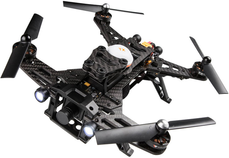 Quadrocopter Walkera Runner 250 Race