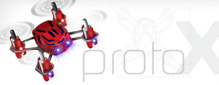 Estes 'Proto-X' 4606 Nano R/C Quadcopter