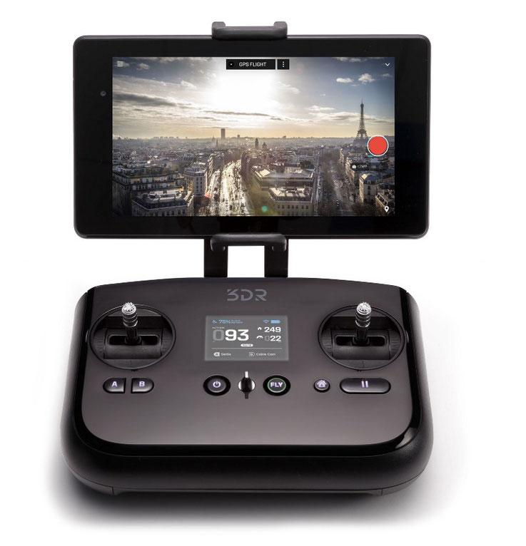 Remote Control 3DR Solo