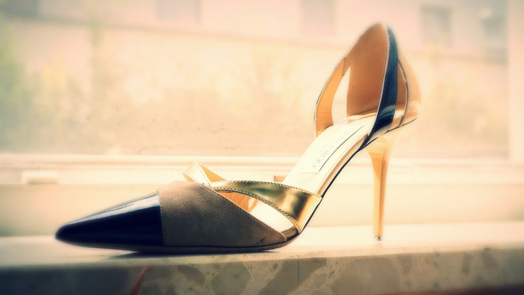 eleganter Damen Schuh Jimmi Choo