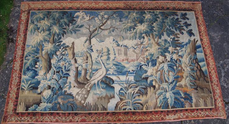 tapisserie époque louis XIV