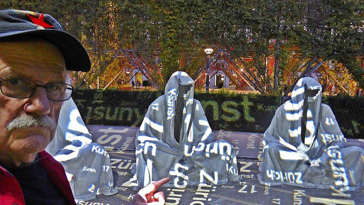 Pedro Meier SelfieArt – Kunst Zürich 2018 Messe – Contemporary Art Fair Zurich –© Pedro Meier Multimedia Artist MoMA Visual Art Museum Bangkok FLUXUS DADA – SIKART Zürich. Gerhard Meier Weg Niederbipp alias Amrain Bern bei Solothurn Oberaargau Switzerland