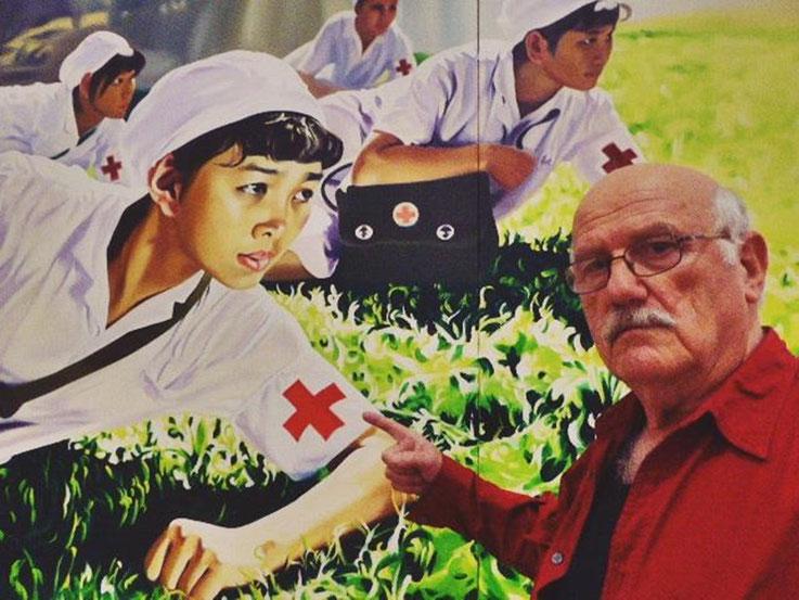 Pedro Meier SelfieArt – Chinese Whispers – Sammlung Uli Sigg – Zentrum Paul Klee, Kunstmuseum Bern – 2016 © Pedro Meier Multimedia Artist MoMA Visual Art Museum  Bangkok FLUXUS DADA – SIKART Zürich. Niederbipp Bern bei Solothurn Oberaargau Switzerland