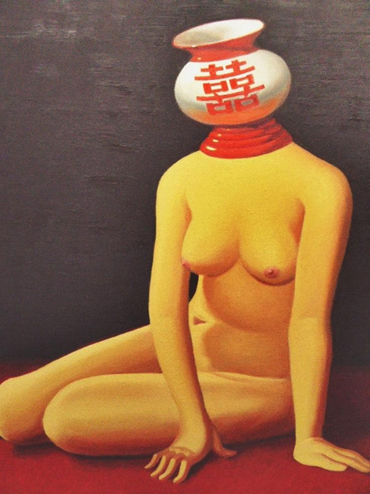 Pedro Meier PhotoArt – »Chinese Whispers« 2016 – Kunstmuseum Bern – Sammlung Uli Sigg – Photo © Pedro Meier Multimedia Artist / ProLitteris – Gerhard Meier Weg – Niederbipp – Olten – Bangkok