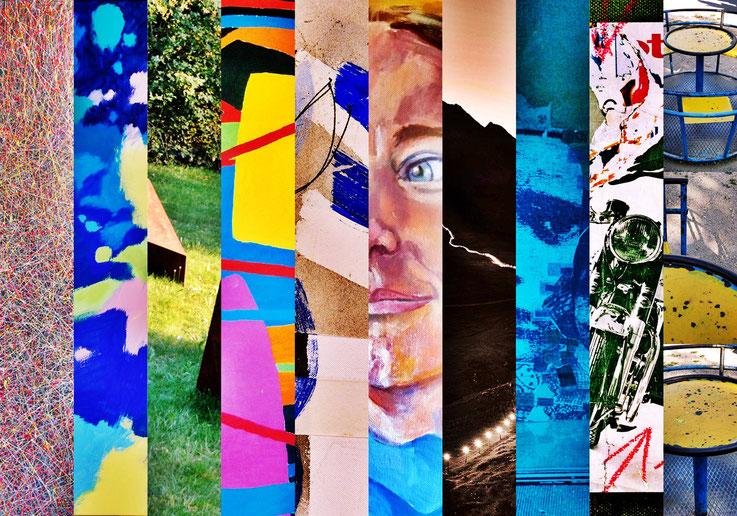 Pedro Meier – Schlösschen Vorder-Bleichenberg Biberist – Ausstellung ÜBERLEBEN – Visarte Solothurn – 21. Nov. bis 13. Dez. 2020 – www.schloesschen-biberist.ch – Pedro Meier Multimedia Artist Niederbipp – Künstlerlexikon SIKART Zürich – AMRAIN BOOKS