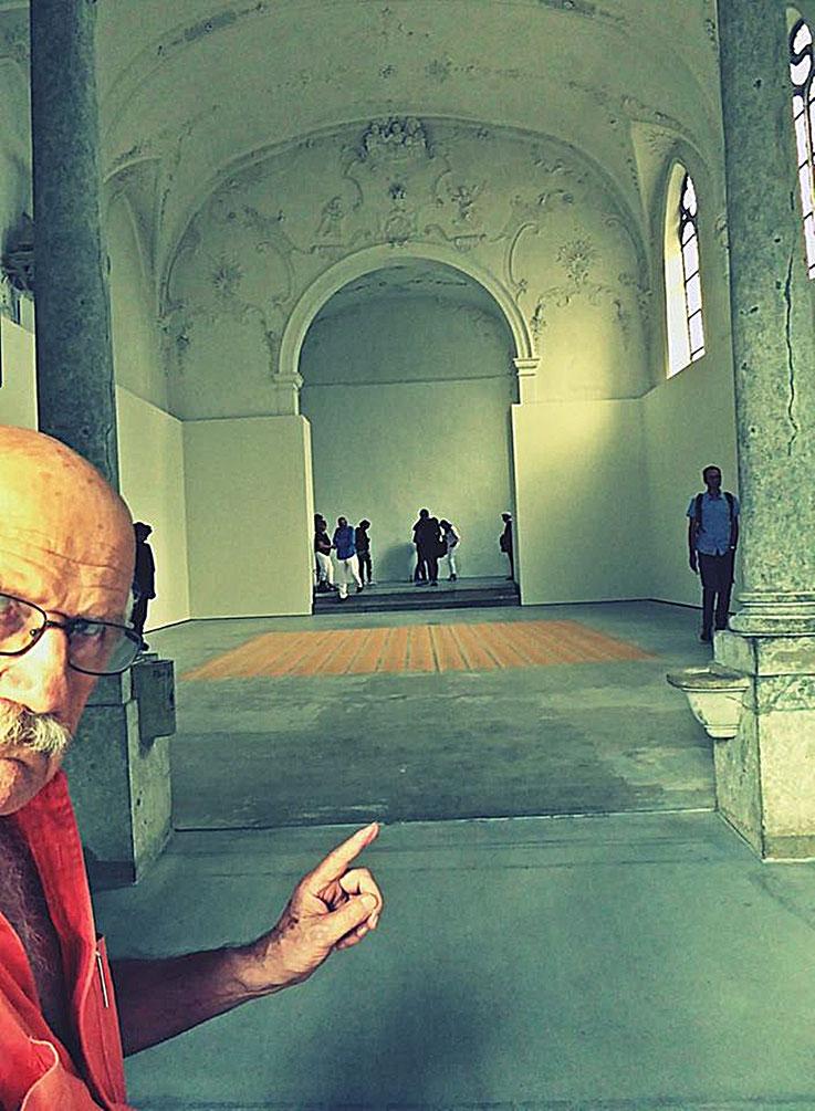Pedro Meier SelfieArt – Haus der Kunst Sankt Josef – Reto Emch Leiter und Kurator – 2017 © Pedro Meier Multimedia Artist MoMA Visual Art Museum Bangkok – FLUXUS – DADA – SIKART Zürich, Atelier: Gerhard Meier Weg Niederbipp Bern bei Solothurn Oberaargau