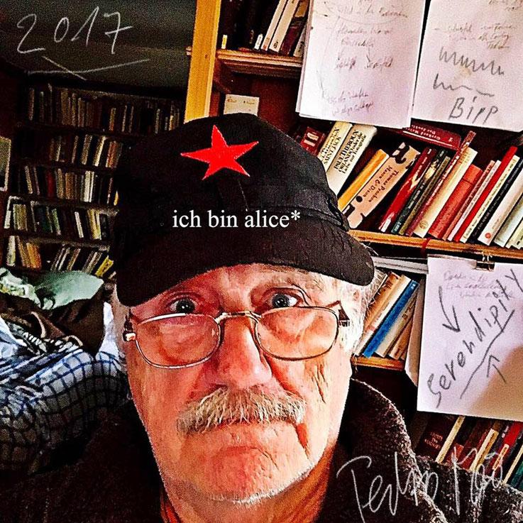 Pedro Meier – Serendipity / Happy accident – »Selfie-Art-Project« – Photo by © Pedro Meier Multimedia Artist – Teilnahme 21.Triennale Grenchen 2018, siehe Abb. und Doku im Katalog – Atelier: Gerhard Meier-Weg Niederbipp / Bangkok Thailand – SIKART Zürich