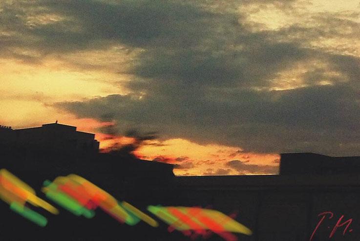 Pedro Meier – Railway Window – Eisenbahnfenster Impressionen – »Zürich Hönggerberg« – PhotoArt Work by © Pedro Meier Multimedia Artist. Atelier Gerhard Meier-Weg Niederbipp und Bangkok Thailand. Kunsthalle Olten, FLUXUS DADA, DiaryArt, Visarte SIKART ZH