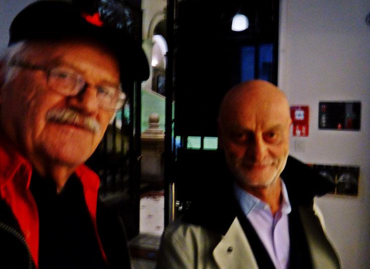 Pedro Meier – Uli Sigg – Ai Weiwei – »D'ailleurs c'est toujours les autres« – Musée cantonal des Beaux-Arts – Lausanne – Photo: Pedro Meier Multimedia Artist Gerhard Meier Weg Atelier: Niederbipp – Olten – Bangkok – Pedro Meier »Selfie-Art-Project« 2017