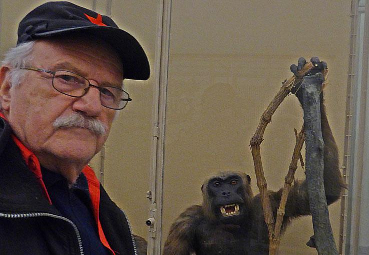 Pedro Meier – Ai Weiwei – »Selfie-Art-Project with a monkey« – »D'ailleurs c'est toujours les autres«, Musée cantonal des Beaux-Arts, Lausanne, (Uli Sigg – Bernard Fibicher), Pedro Meier Multimedia Artist Gerhard Meier Weg Niederbipp – Bangkok 2017
