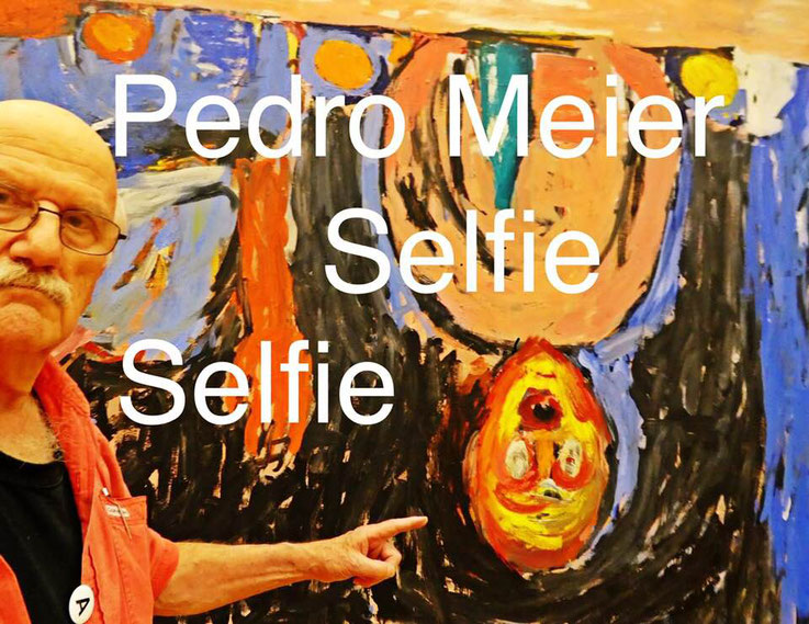 »Selfie–Art–Project« Film – Ausstellung 21. Triennale Grenchen – The Art of the Selfie – Inspired by Jonas Mekas Anthology Film Archives – Experimentalfilm by © Pedro Meier Multimedia Artist Niederbipp, Bangkok MoMA – Olten Kunsthalle Offspace – SIKART ZH