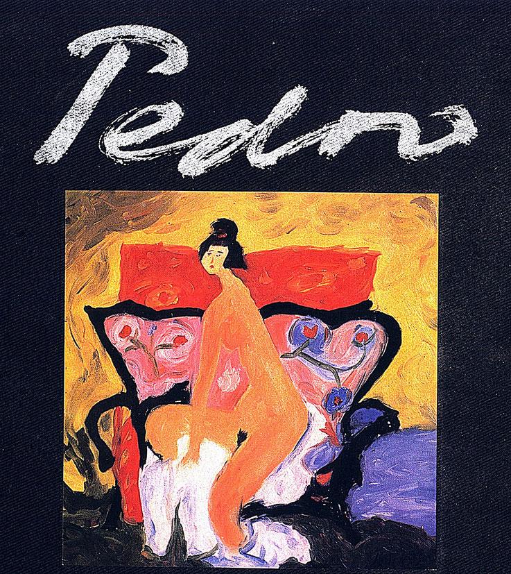 Pedro Meier: Werke/Paintings 1979-1981 – Monographie und Werkverzeichnis der Bilder. Text: Deutsch/Englisch/Thai. 200 Farbtafeln – Elephant Press, Bangkok/Thailand / Opere Verlag, Bern– 1987 Craftsman Press,Bangkok ISBN 974-7315-06-8, MoMA – SIKART Zürich