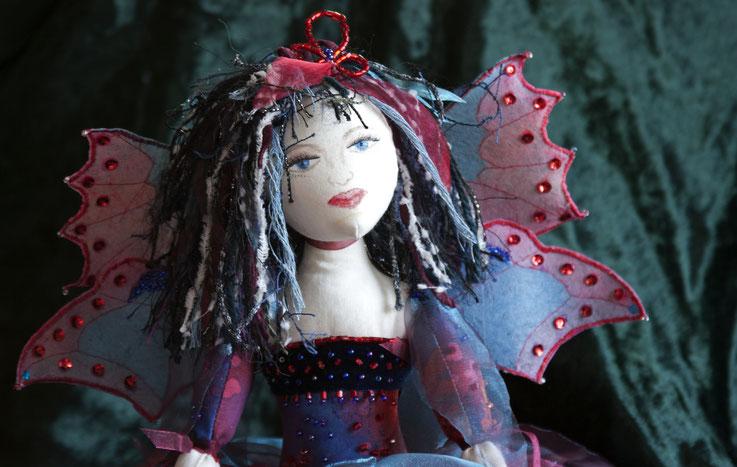 Christmas Faerie doll