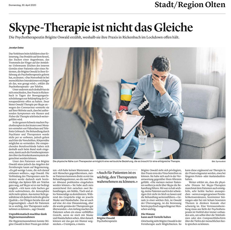 Psychotherapie Olten ta-panta-rhei