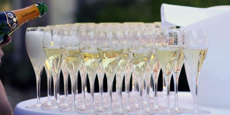 champagnedinner