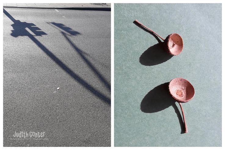LICHT & SCHATTEN fotografieren - Ampel & Eicheln - Foto Judith Ganter Hamburg - Illustriertes Kopfkino für Alltagsoptimisten - Was soll ich fotografieren, Ideen für Fotomotive, FLOW-MOMENTE im Alltag, fotografierenIdeen, fotografierenkreativ