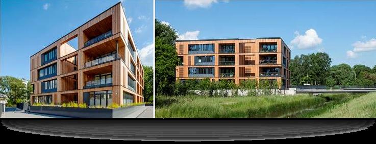 Foto: Wohnimmobilien - Am Inselpark, Hamburg / Copyright DEUTSCHE IMMOBILIEN Entwicklungs GmbH