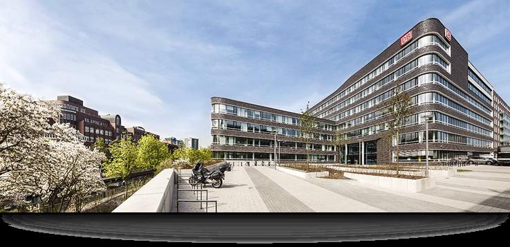Foto: Wohnimmobilien - Hammerbrookhöfe, Hamburg / Copyright DEUTSCHE IMMOBILIEN Entwicklungs GmbH