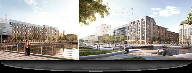 Foto: Hotelimmobilien - Am alten Bootshafen, Kiel / Copyright DEUTSCHE IMMOBILIEN Entwicklungs GmbH