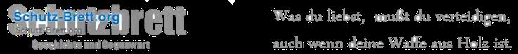 Schutzbrett Geschichte und Gegenwart Logo