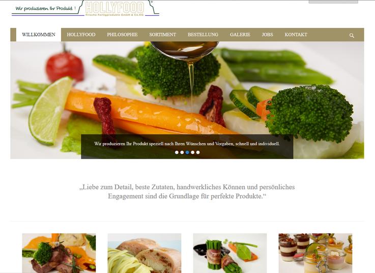 Hollyfood Homepage