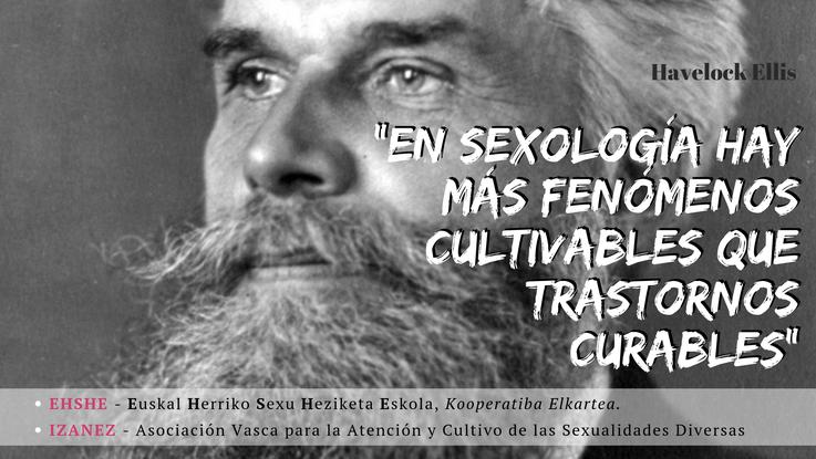 En sexología hay más fenómenos que trastornos curables