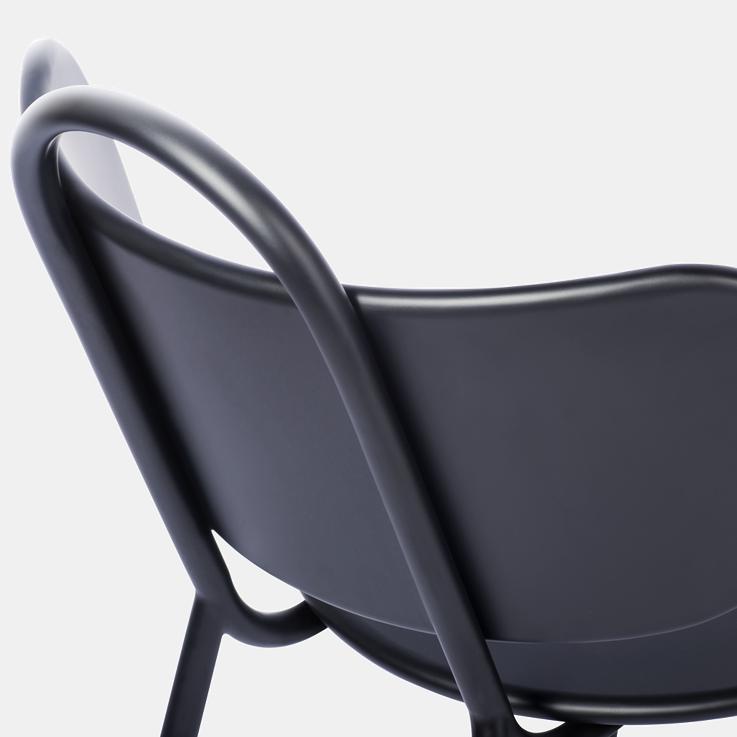 Détail chaise SWIM