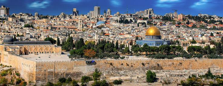 Die Geschichte Palästinas