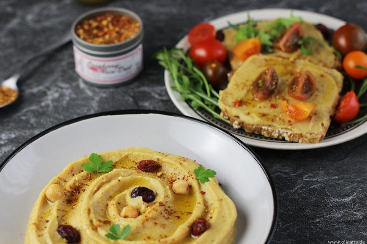 Hummus Rezepte Blogzine Oligarto