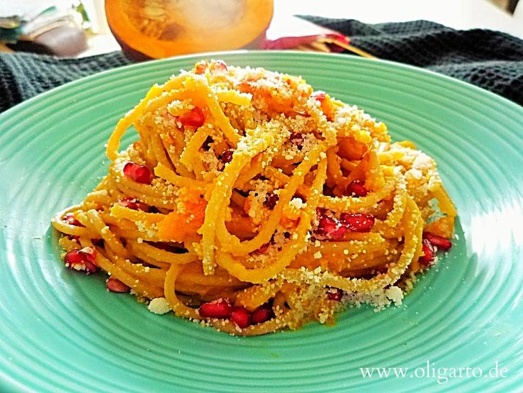 Rezepte Pasta Vollkorn Spaghetti Oligarto Blogzine