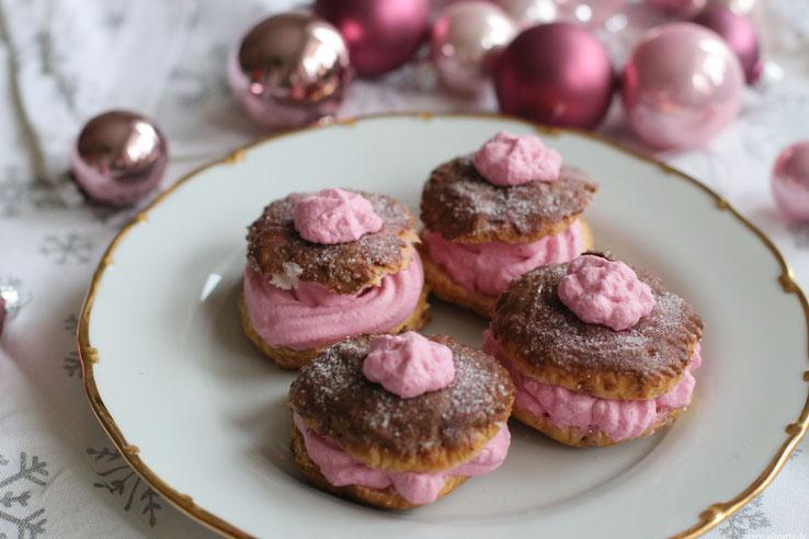 Backen Blätterteig Pink Mascarpone Oligarto Blogzine