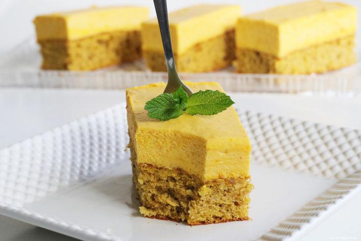 Kürbis Sahne Kuchen Rezepte Oligarto