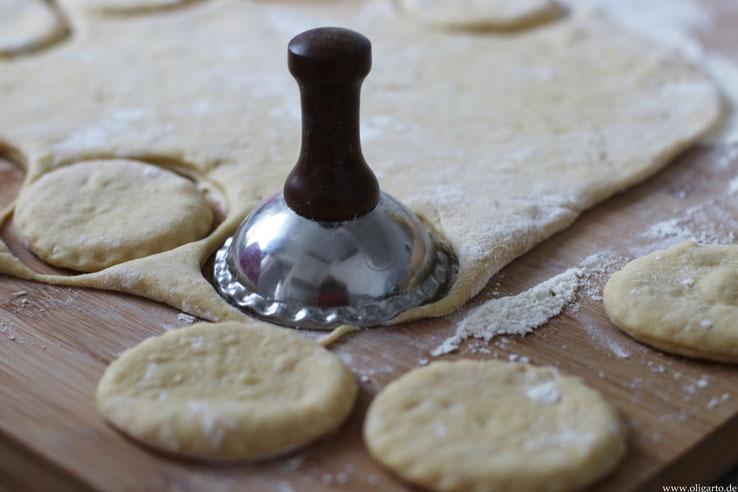 Krapfen mit Pudding Füllung Oligarto Foto Blogzine