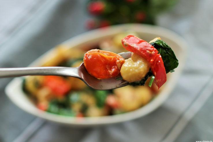 Oligarto Rezepte Gnocchi Gemüse Gesundesessen Rezepte Blogzine