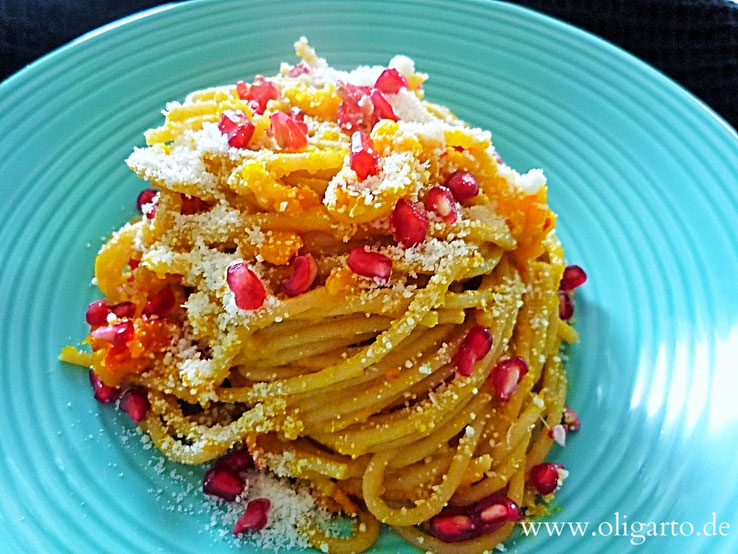 Pasta Kürbis Rezepte Oligarto Blogzine