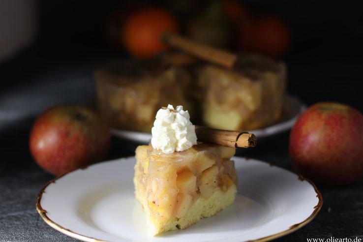 Leckerer Quittenkuchen mit Zimt Oligarto Rezept