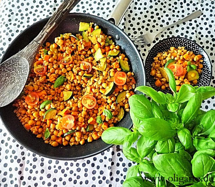 Vegan Food Dinkel Rezepte Oligarto Blogzine