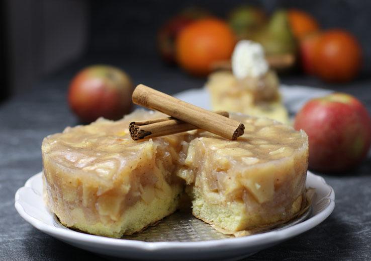 Quittenkuchen mit Zimt Oligarto Foto Blogzine