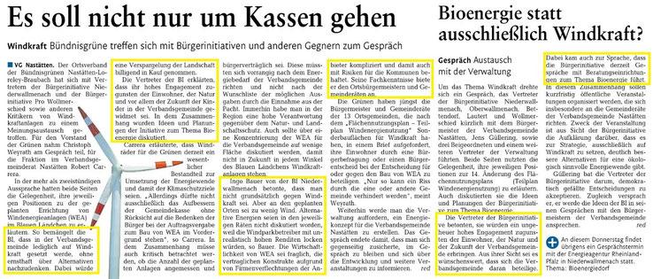Rhein-Lahn-Zeitung vom 26.02.2015