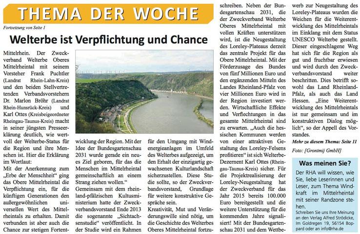 Rhein-Hunsrück-Anzeiger v. 19.08.2015 (Seite 3)