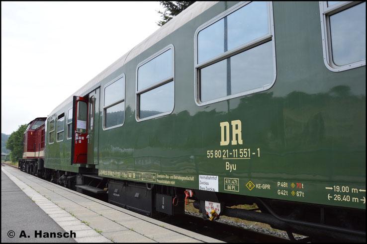 Die Deutsche Reichsbahn lebt. Zumindest für 2 Wochen