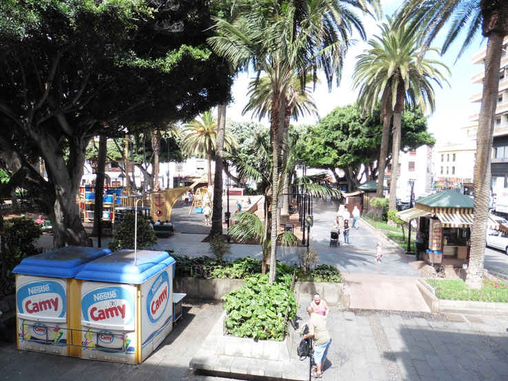 Plaza de Chjarco