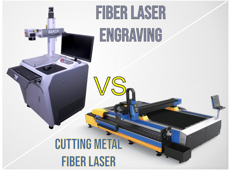Fiber laser engraving vs fiber laser cutting machine whats the difference?