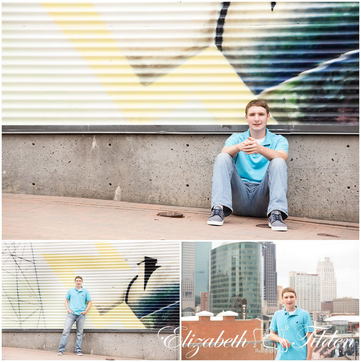 Kanas City senior photographer, high school senior, north kansas city high school, downtown Kansas City