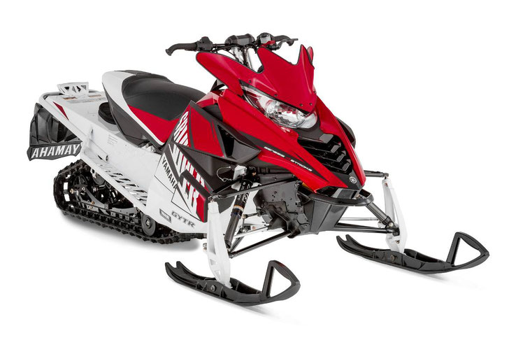Yamaha snowmobile service repair manuals PDF