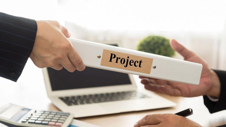 Landmine project