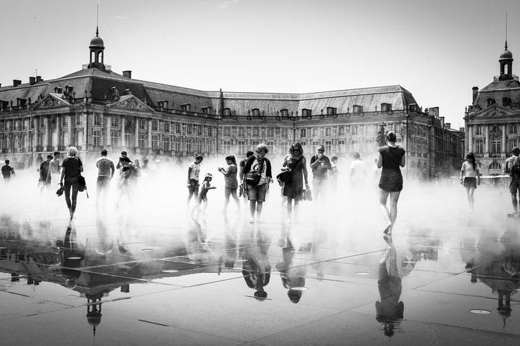 The Bordeaux Feeling :: Copyright Martin Schmidt, Fotograf für Schwarz-Weiß Fine-Art Architektur- und Landschaftsfotografie aus Nürnberg