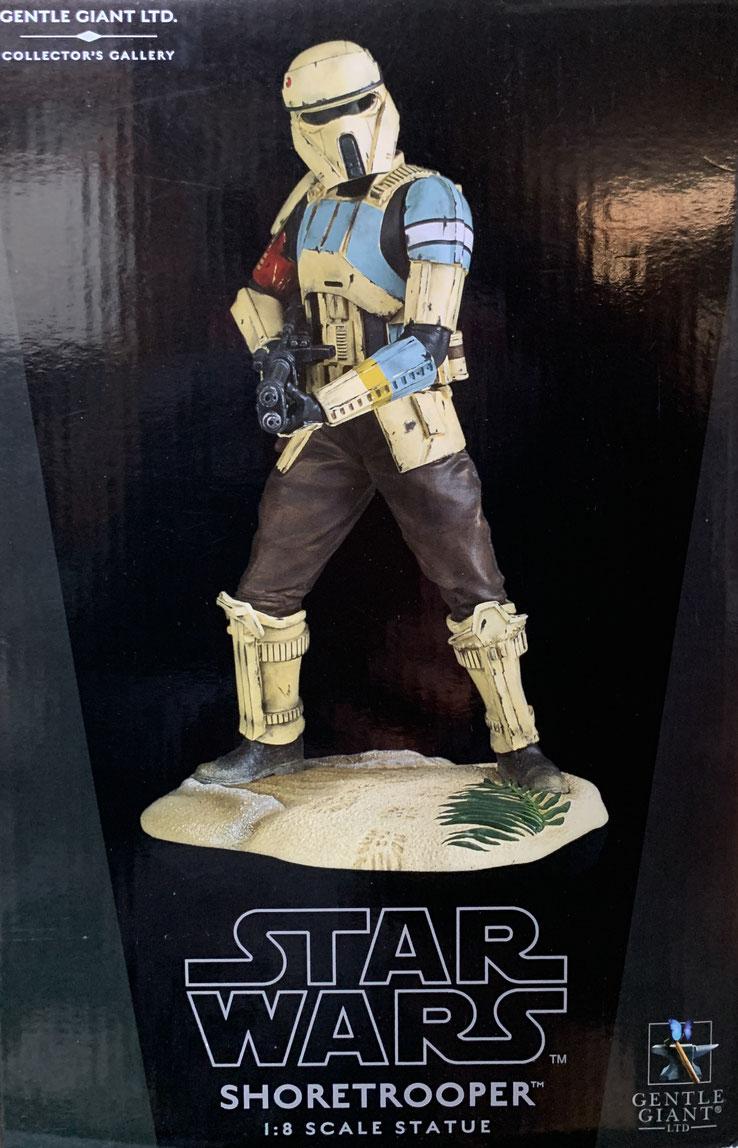 Shoretrooper 1/8 Star Wars Rogue One Collectors Gallery Statue Resin 22cm Gentle Giant